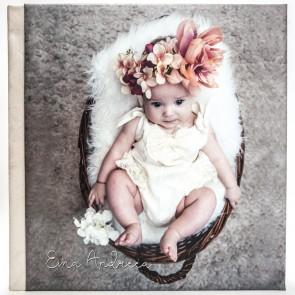 Album foto 20x20 cm handmade - BAFHM120