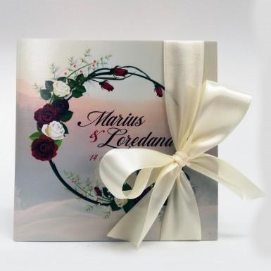 Invitatie nunta BIN193