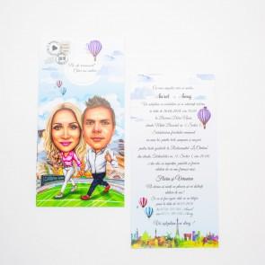 Invitatie nunta BIN142