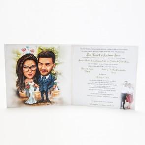 Invitatie nunta BIN168