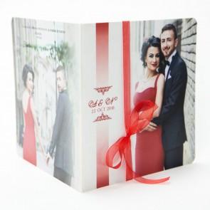Invitatie nunta tip poza BIN180