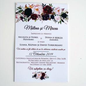 Invitatie nunta BIN220