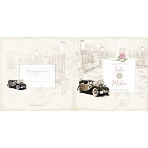Invitatie nunta BIN133