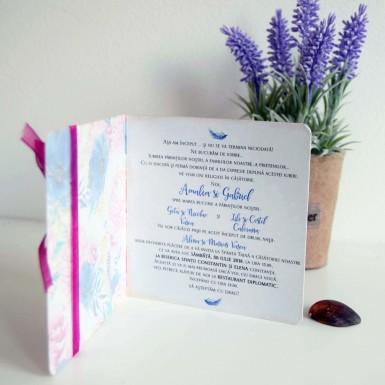 Invitatie nunta BIN201