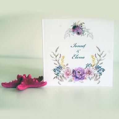 Invitatie nunta BIN206